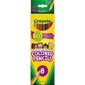 Crayola Multicultural Color Pencil 8 pk.