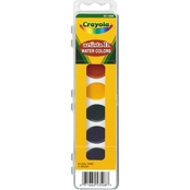 Crayola Artista II 8 Color Watercolor Set