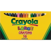 Crayola Large Crayons & Color Pencils 16 Pk.