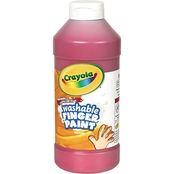 Crayola Washable Fingerpaint, 16 oz.