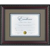 DAX 8 1/2 x 11 In. World Class Document Frame
