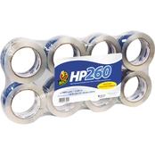 Duck HP260 High Performance Packaging Tape 8 pk.