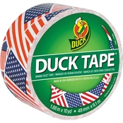 Duck Colored Duct Tape, US Flag