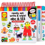 ALEX Toys Little Hands Ready, Set, Write and Wipe