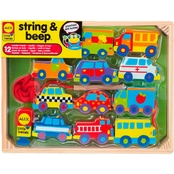 Alex Toys Little Hands String & Beep