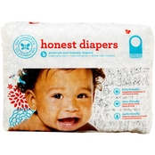 The Honest Company Diapers Skulls Size 3, 34 ct.