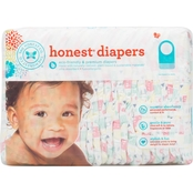 The Honest Company Diapers Pastel Tribal Size 2, 40 ct.