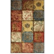 Mowhawk Artifact Panel Area Rug
