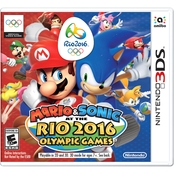Mario & Sonic at the Rio 2016 Olympic Games (3DS)