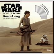 Star Wars: The Force Awakens Read Along Storybook and CD