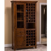Hillsdale Tuscan Retreat Tall Wine Storage