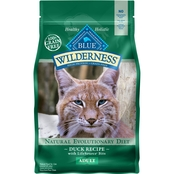 Blue Buffalo Blue Wilderness Duck Recipe for Adult Cats, 5.1 lb.