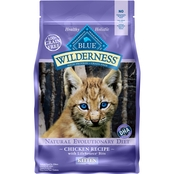 Blue Buffalo Blue Wilderness Chicken Recipe for Kittens, 5.1 lb.