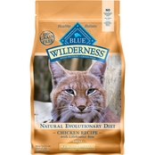 Blue Buffalo Blue Wilderness Weight Control Chicken Recipe for Adult Cats, 5.1 lb.