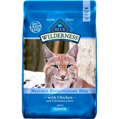 Blue Buffalo Blue Wilderness Indoor Chicken Recipe for Adult Cats