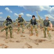 Excite U.S. Army Soliders Playset 4 Pk.