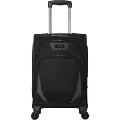 Kenneth Cole Reaction Going Places 20 In. Expandable 4-Wheel Upright Carry-On
