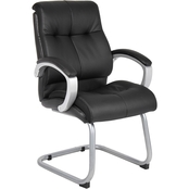 Presidential Seating Double Plush Mid Executive Chair