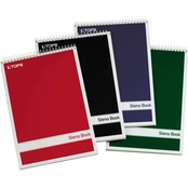 TOPS Steno Book with Assorted Color Covers