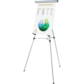 Universal Telescoping Easel with Pad Retainer