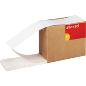Universal 3 x 5 In. Continuous Unruled Index Cards 4000 Pk.