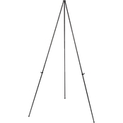 Universal One Heavy-Duty Instant Setup Foldaway Easel, Adjusts 25 - 63 In. High