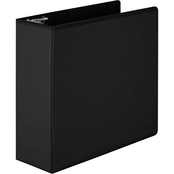 Wilson Jones 4 in. Capacity Basic D-Ring View Binder, 11 x 8 1/2