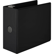 Wilson Jones 5 in. Capacity Basic D-Ring View Binder, 11 x 8 1/2