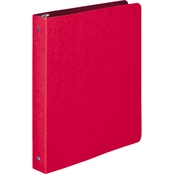 Wilson Jones PRESSTEX Round Ring Binder, 1 inch Capacity