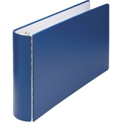 Wilson Jones 2 in. Capacity Casebound Round Ring Binder, 11 x 17