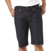 True Religion Ricky Cutoff Shorts