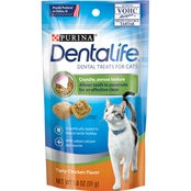 Purina DentaLife Tasty Chicken Flavor Cat Treats