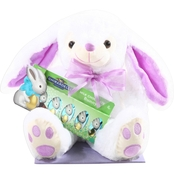 Alder Creek Gift Baskets Ghirardelli Easter Bunny Gift Set