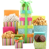 Alder Creek Gift Baskets Ultimate Decadence Tower