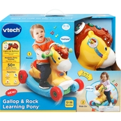 Vtech Gallop and Rock Learning Pony