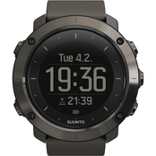Suunto Traverse GPS Outdoor Watch, Graphite