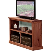 Chelsea Home TV Stand with 3 Shelves
