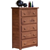 Chelsea Home 5 Drawer Chest