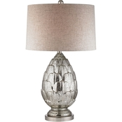 Dimond Lighting Mercury Artichoke Table Lamp