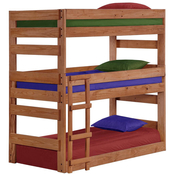 Chelsea Home Triple Bunk Bed