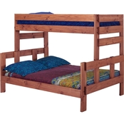 Chelsea Home Furniture Twin Over Full Bunk Bed