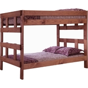 Chelsea Home Furniture Full Over Full Bunk Bed