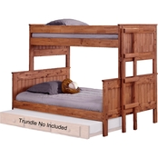 Chelsea Home Furniture Twin Over Full Stackable Bunk Bed
