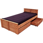 Chelsea Home Furniture Twin Bed with Storage