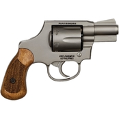 Armscor 206 Spurless 38 Special 2 in. Barrel 6 Rds Revolver Silver