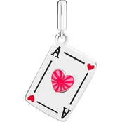 Chamilia Ace of Hearts Charm