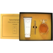Harve Benard Precious Gold for Her 3 Pc. Gift Set