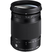 Sigma 18-300mm F3.5-6.3 DC MACRO OS HSM  C for Canon