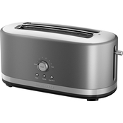 KitchenAid KMT4116CU 4 Slice Long Slot Toaster with High Lift Lever