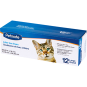 Petmate Dome 12 pc. Liners 28.25 in. x 14.5 in.